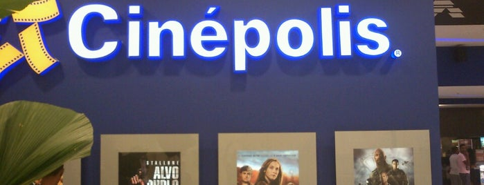 Cinépolis is one of Ricardo 님이 좋아한 장소.
