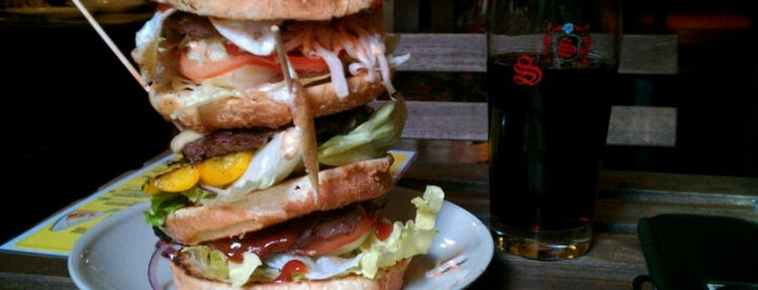 Yes Burger is one of Nejlepší BURGERY v Praze a okolí.