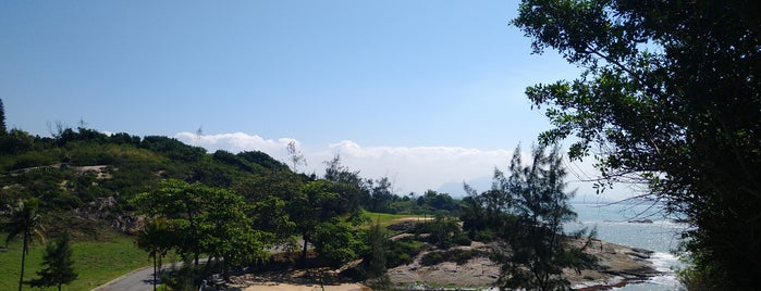 Praia Secreta is one of Vila Velha ES.