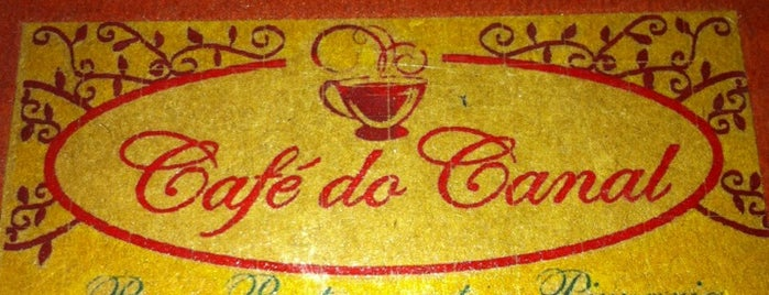 Café do Canal is one of paraty.