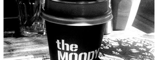 The Moody Chef Cafe is one of Dasha: сохраненные места.