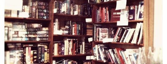 Sappho Books, Cafe & Wine Bar is one of Australia.