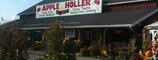 Apple Holler is one of Con.