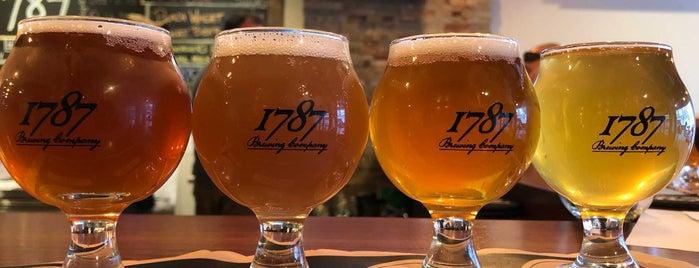 1787 Brewing Company is one of Vineyards, Breweries, Beer Gardens.