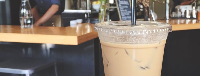 Steadfast Coffee is one of For Nashville Visitors.