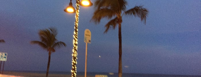 The Strip of Fort Lauderdale Beach is one of Orte, die TIm gefallen.
