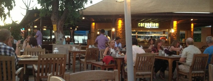 Carpediem Lounge & Restaurant is one of Bodrum.
