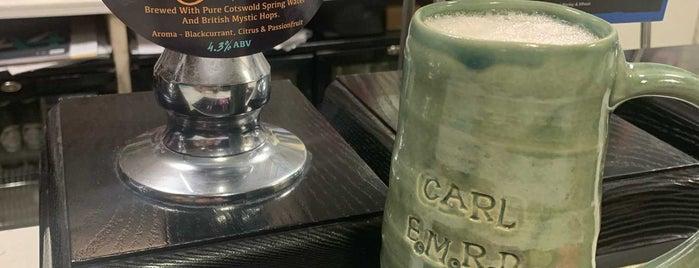 What's Your Poison Ale House is one of Carl'ın Beğendiği Mekanlar.
