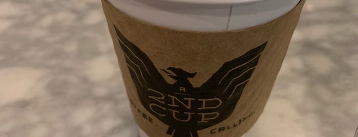 A 2nd Cup is one of Houston coffee.