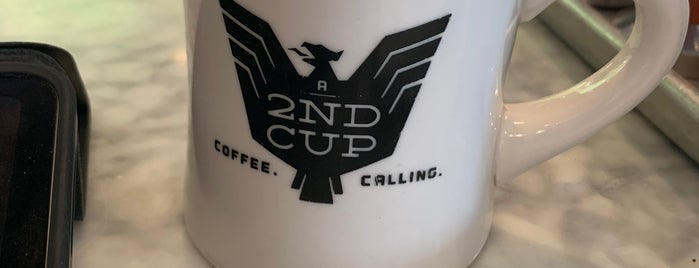 A 2nd Cup is one of To Try.