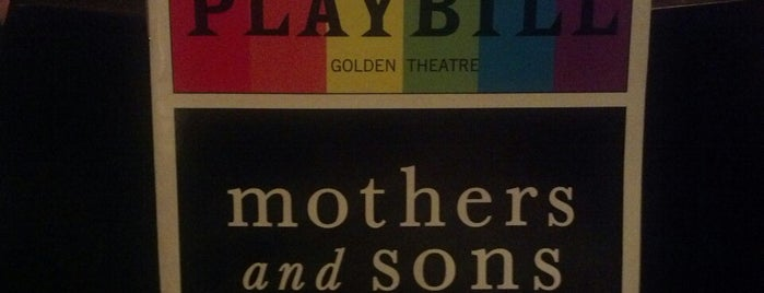 John Golden Theatre is one of Easy Money Making Opportunity.