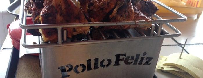 Pollo Feliz is one of Tempat yang Disukai Raffaello.