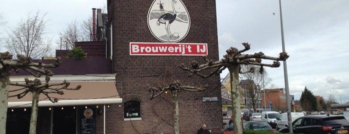 Brouwerij 't IJ is one of Bier & Amsterdam.