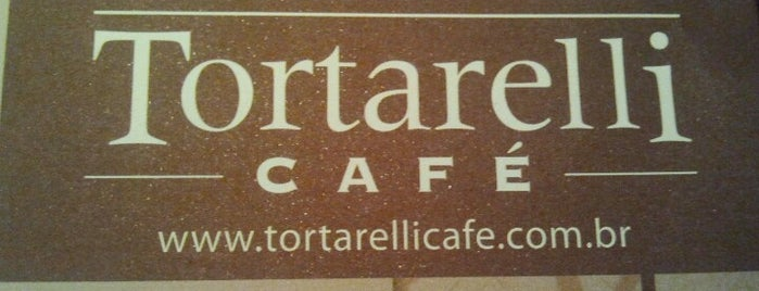 Tortarelli Café is one of Comer e Beber em Salvador.