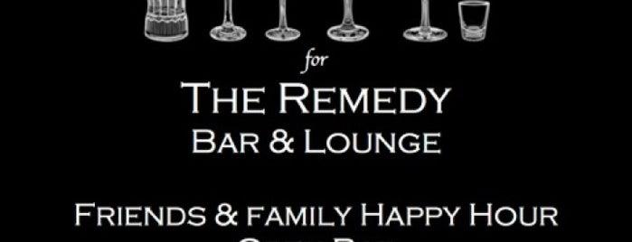 Remedy is one of Tempat yang Disimpan ben.