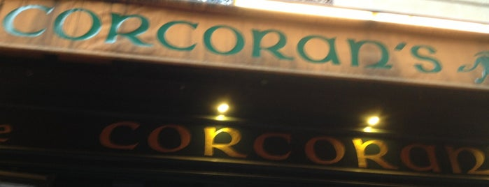 Corcoran's Irish Pub is one of Pigalle.