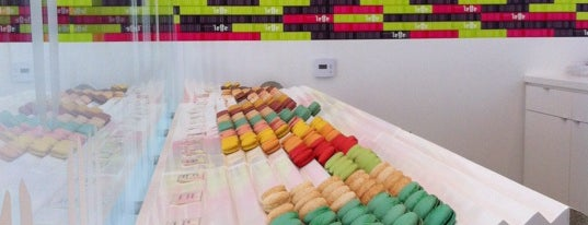 'Lette Macarons is one of LA.