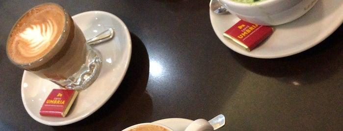 Caffè Umbria is one of Tempat yang Disukai Rosana.