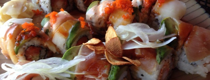 Kai Sushi & Sake Bar is one of Raleigh Favorites II.