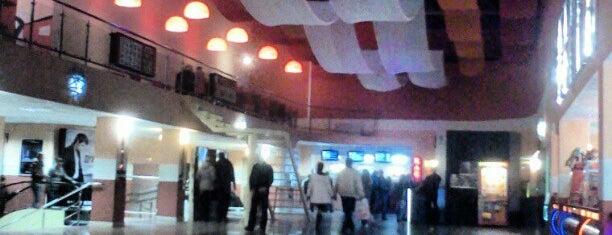 Kinomax Altair is one of Movie Theaters in Yaroslavl.
