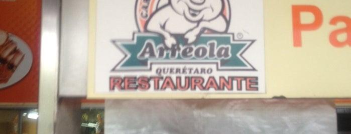 Carnitas Arreola Lomas Del Marqués is one of Posti che sono piaciuti a Armando.