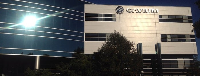 Cavium, Inc. is one of Silicon Valley Companies.