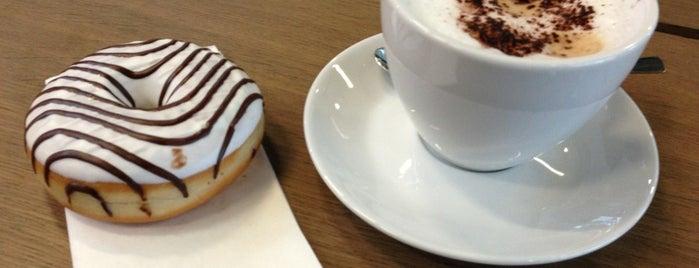 Swiss Coffee House is one of Geneva (GVA) airport venues.