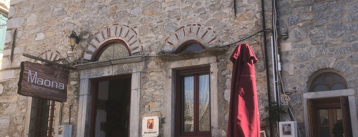 Maona is one of Posti salvati di S..
