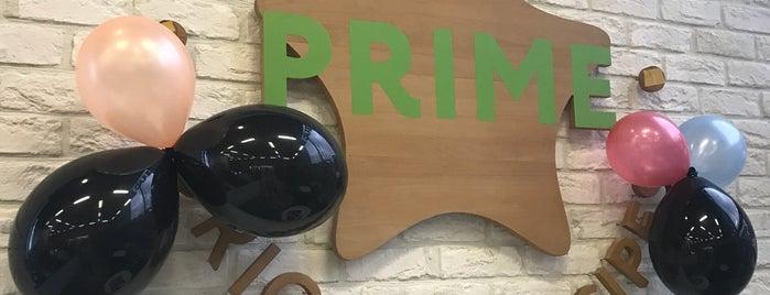 PRIME is one of สถานที่ที่บันทึกไว้ของ Наталия.