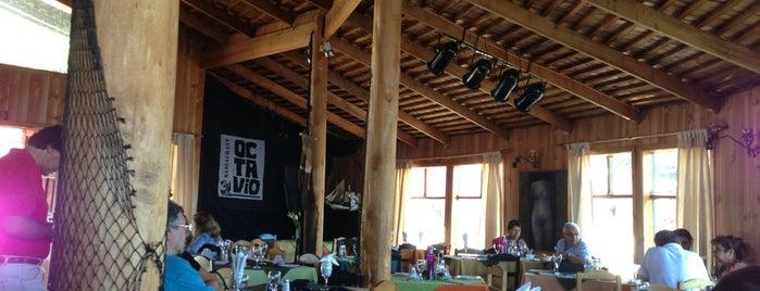 Restaurant Octavio is one of Sitios visitados.