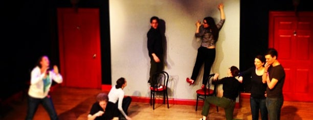 The Peoples Improv Theater is one of Best Things to do in New York on a Saturday Night.