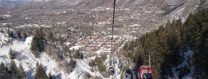 Silver Queen Gondola is one of Aspen To-Do!.