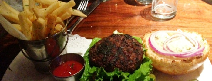 Thunder Burger & Bar is one of Favourite Burger Spots.