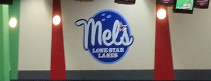 Mel's Lone Star Lanes is one of Austin possibilities.