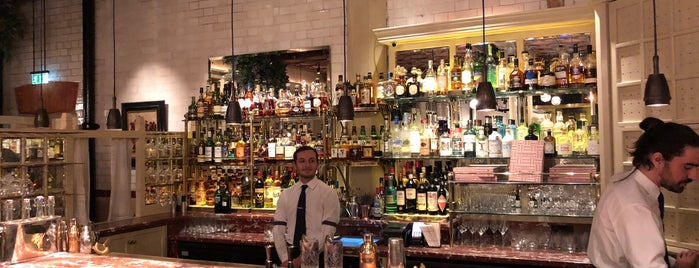 Chiltern Firehouse is one of Bars.
