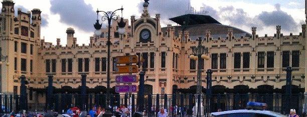 Estació del Nord is one of スペイン.