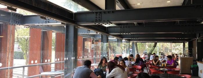 Cafetería Facultad de Medicina is one of Tempat yang Disukai Bob.