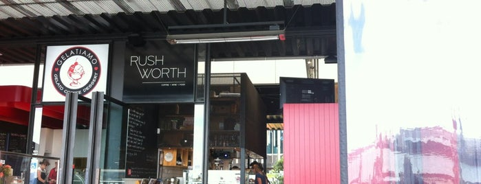 Rushworth is one of Auckland Cafes.