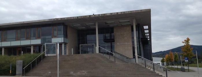 Campus TU Ilmenau is one of Timmy'in Beğendiği Mekanlar.