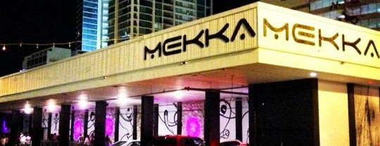 Mekka Nightclub is one of Miami's Best Nightclubs - 2013.