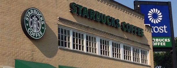 Starbucks is one of Locais salvos de Kat.