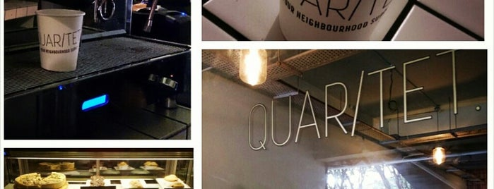Quar/tet is one of Petaling Jaya.