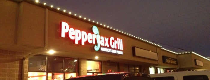 PepperJax Grill is one of Dan's Liked Places.