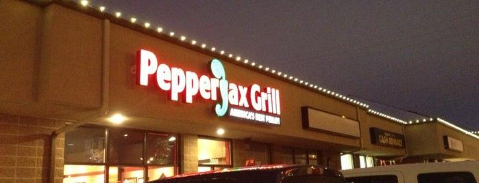 PepperJax Grill is one of Dan : понравившиеся места.