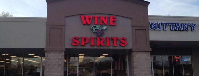 PA Wine & Spirits is one of Jenna : понравившиеся места.