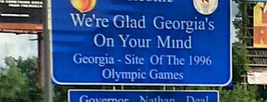 Georgia is one of States visited !.