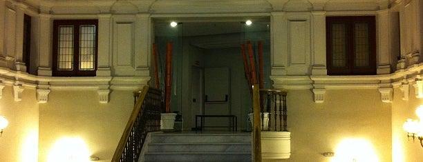 Hotel TRYP Madrid Atocha is one of สถานที่ที่ Valeria ถูกใจ.