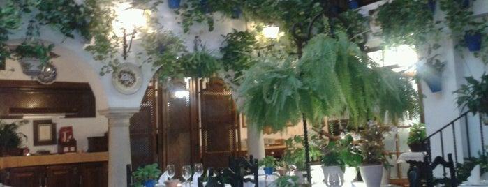 Taberna Restaurante Puerta Sevilla is one of Alexandra 님이 저장한 장소.