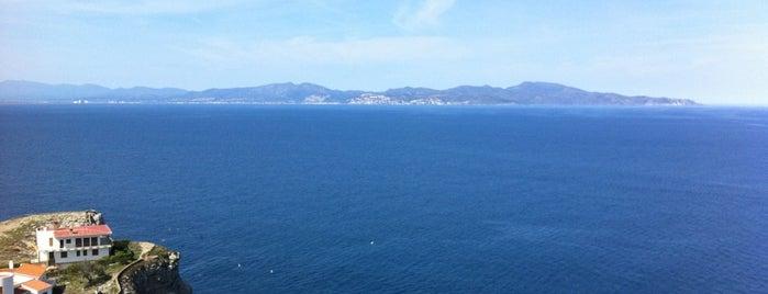 L' Escala is one of Costa brava.