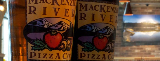 MacKenzie River Pizza Co. is one of Orte, die Rachel gefallen.